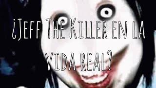 Jeff the killer en la vida real?  Aparición 2016