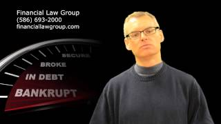 When to File Chapter 13 Bankruptcy from Michigan Bankruptcy Attorney