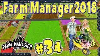 Farm Manager 2018 - #34 - Как купить картофелесажалку и посадить картошку?