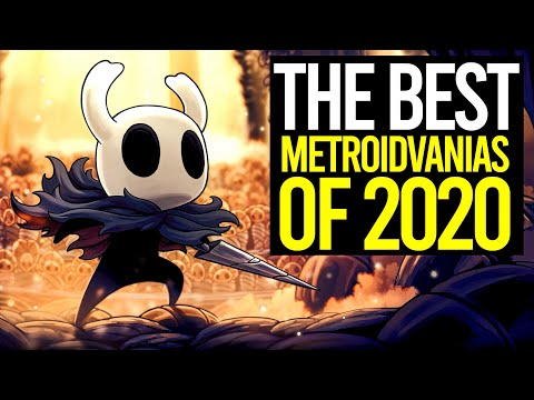 TOP BEST METROIDVANIA Games 2020 Edition!