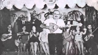 Βασίλης Τσιτσάνης - Σε διώξαν απ' την Κοκκινιά