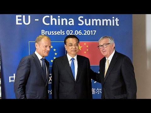 ΕΕ- Κίνα: Με συμφωνία ενότητας για την κλιματική αλλαγή απαντούν στον Τραμπ
