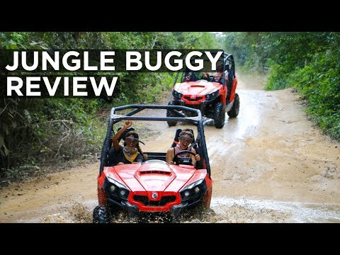 Jungle Buggy ATV Tour Review – Playa del Carmen, (Mexico), Riviera Maya 2017