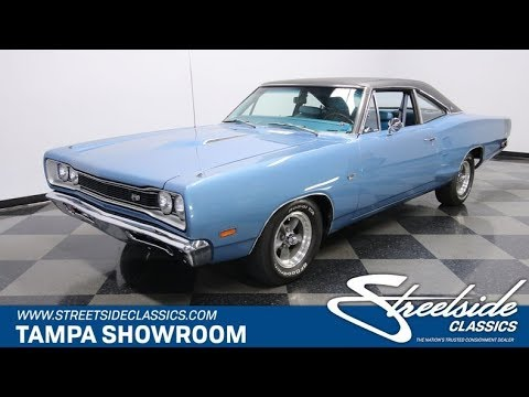 Video of '69 Super Bee located in Florida - $43,995.00 - QP0O