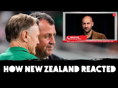 Gregor Paul: Disappointing Ireland | Schmidt's future in NZ | All Blacks-Wales final?
