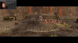 """Warhammer 40,000 Dawn of War II — Chaos Rising Миссия №11 - """"Защита столицы"""""""