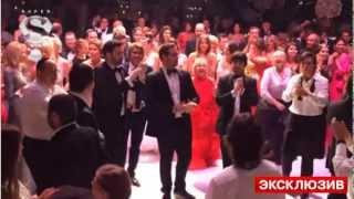 Дочь И.Крутого сыграла в Монако свадьбу