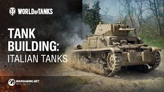 Tank Building: Italian Tanks