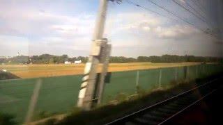 Srovnání rychlostí vlaků 140/230/320 - InterPanter, Railjet, TGV