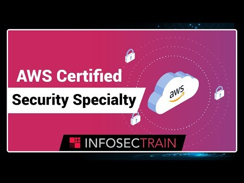 AWS Certified Security Specialty | Cloud Security | AWS Training ...