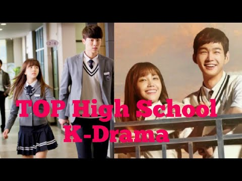 Top 14 high school korean dramas of all time