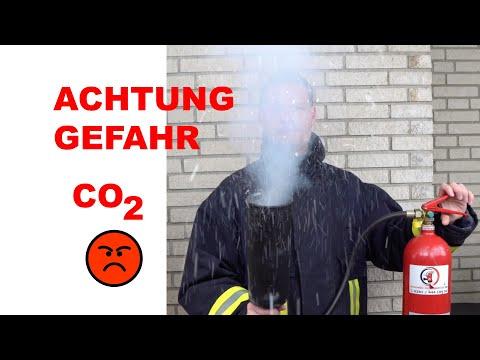Warum ein CO2 Feuerlöscher Dich umbringen kann und wie Du es verhinderst #BrandschutzEinfachErklärt
