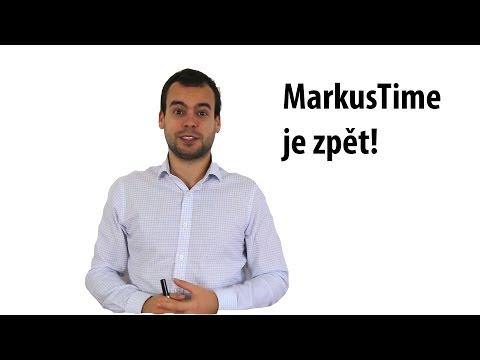MarkusTime je zpět!
