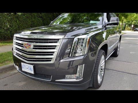 2016 Cadillac Escalade Review–REAL WORLD RESULTS