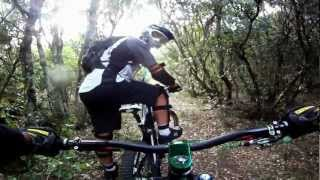 preview picture of video 'gopro downhill freeride a Nuoro balu birde.mp4'