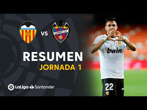 Resumen de Valencia CF vs Levante UD (4-2) HD Mp4 3GP Video and MP3