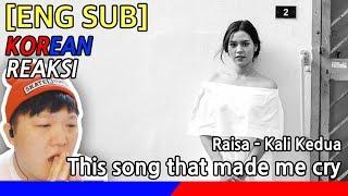 [KOREA Reaksi] This Song That Made Me Cry. Raisa    Kali Kedua