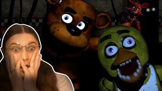 JUMPSCARES! - Five Nights at Freddy's #2 (Nights 3 & 4)