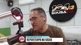 Programa Reporterpb no Rádio do dia 23 de outubro de 2020