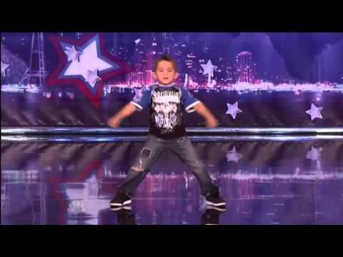 American got talent kid-tanner edward dance- MTW