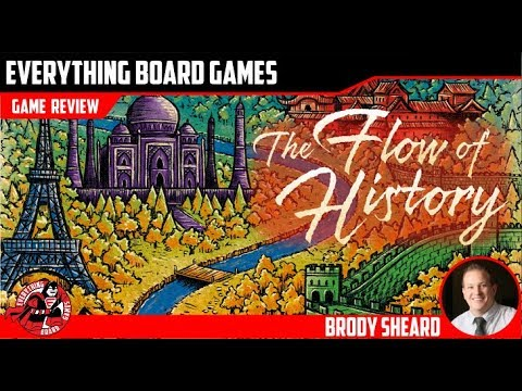Everything Board Games - The Flow of History review