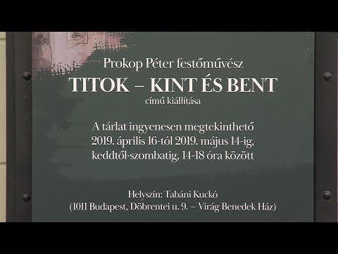 Tabáni Kuckó - Titok - kint és bent - video preview image