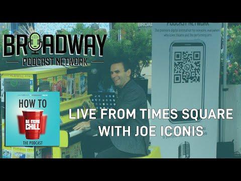 Happy Birthday, Joe Iconis