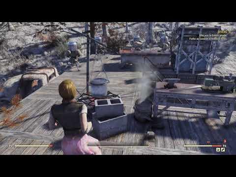 Fallout 76 Base Building - The Auto XP Farm Base (fallout 76