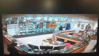 Ограбление ювелирного магазина в Камышине 18 июня 2017 года
