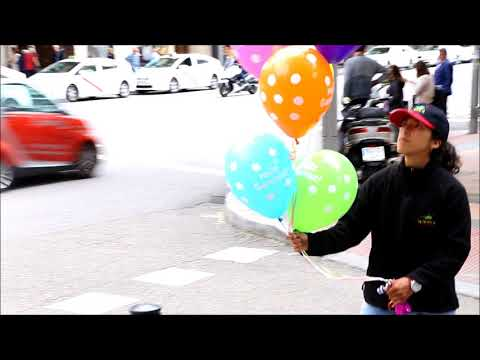 Envío Ramo de Globos Cumpleaños en 3 horas en Comunidad de Madrid