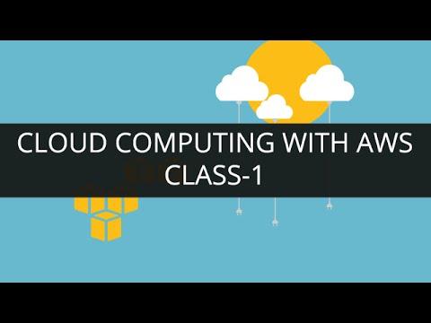AWS Certification Training - 1 | AWS Tutorial | Cloud Computing ...