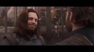 Bad Liar Imagine Dragons: Steve + Bucky