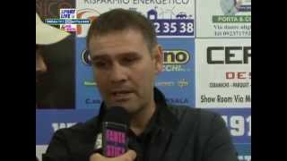 preview picture of video 'Marsala 1912-Dattilo Noir 3-0 (Highlights + interviste)'