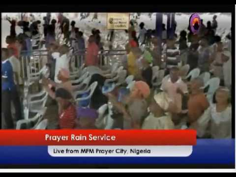 Prayer Rain (21/10/16) | Mountain of Fire and Miracles Ministries | DR D.K Olukoya