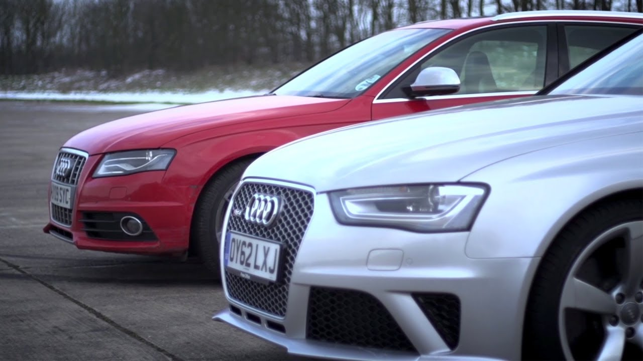 Watch A Piece Of Software Turn This Audi S4 Into A Monster