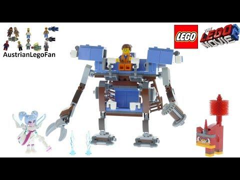 Vidéo LEGO The LEGO Movie 70842 : Le canapé à trois étages d'Emmet