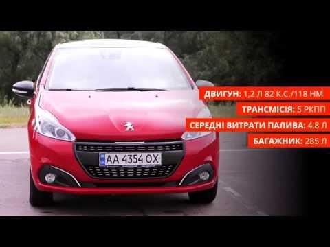 Peugeot  208 Хетчбек класса B - тест-драйв 3