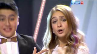 Хор Новая волна - Первоклашки (Рождественская песенка года 2016)
