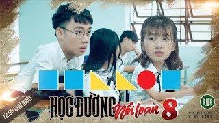 PHIM CẤP 3 - Phần 8 : Tập 10 | Phim Học Sinh Hài Hước 2018 | Ginô Tống, Kim Chi, Lục Anh