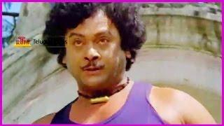 Krishnam Raju Ultimate Fight || In Kondaveeti Naagulu Telugu Movie