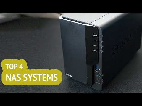 4 Best NAS Systems 2018 Reviews
