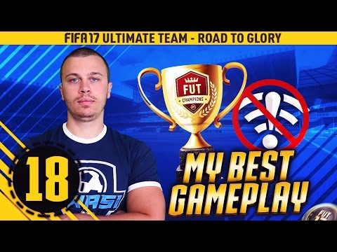 FIFA 17 ROAD TO DIVISION 1 - MY BEST GAMEPLAY SO FAR! - HOW TO WIN GAMES IN ULTIMATE TEAM