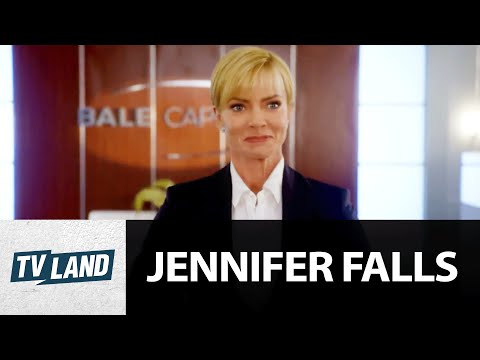 Jennifer Falls Season 1 Promo 'Down But Not Out'