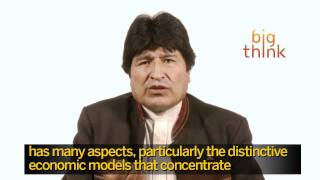 Evo Morales, President of Bolivia on Fidel Castro and American Foreign Policy | Kholo.pk