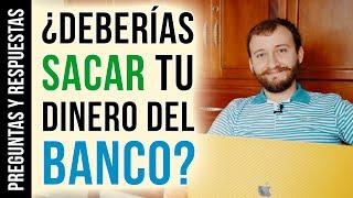 Video: ¿Deberías Sacar El Dinero Del Banco? | Preguntas Y Respuestas