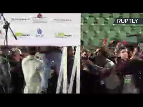 Ruso padre e hija sexo con una cámara oculta