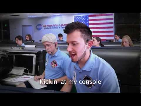 We're NASA and We Know It (Mars Curiosity) Satire