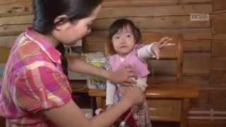 Вита - это жизнь. В Якутии живет девочка с редким в мире заболеванием