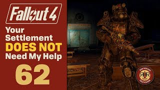 Fallout 4 Let's Play - Alternate Start Survival Mode - Episode 62 - Crazy Train