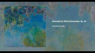 Serenade for Wind Instruments, Op. 44